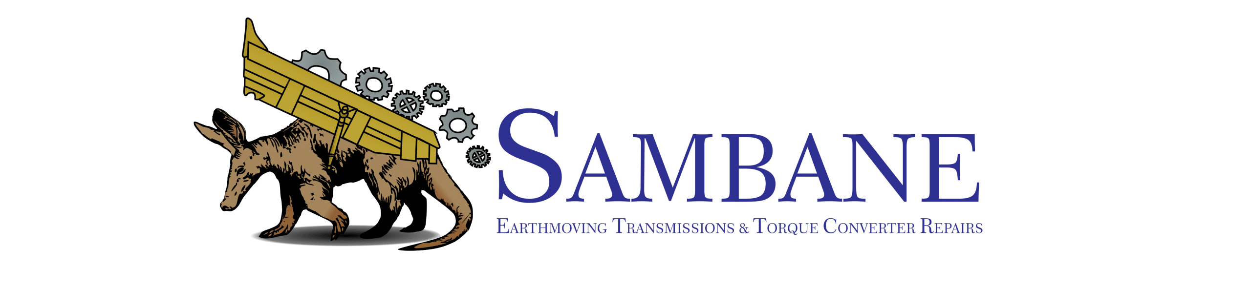 Sambane Earth Moving Logo
