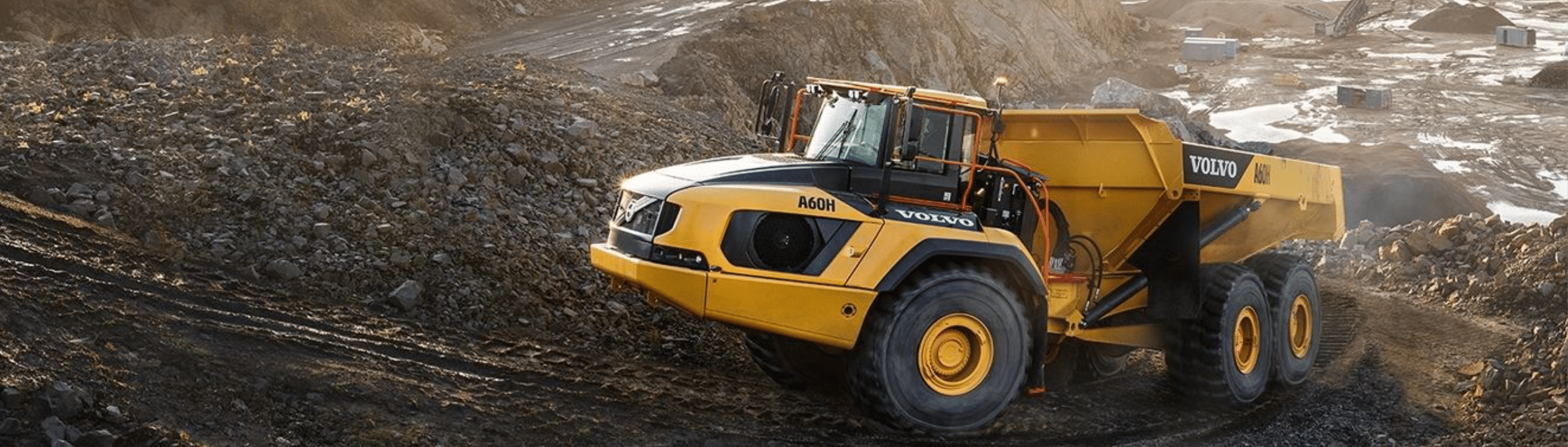 Volvo Earthmoving