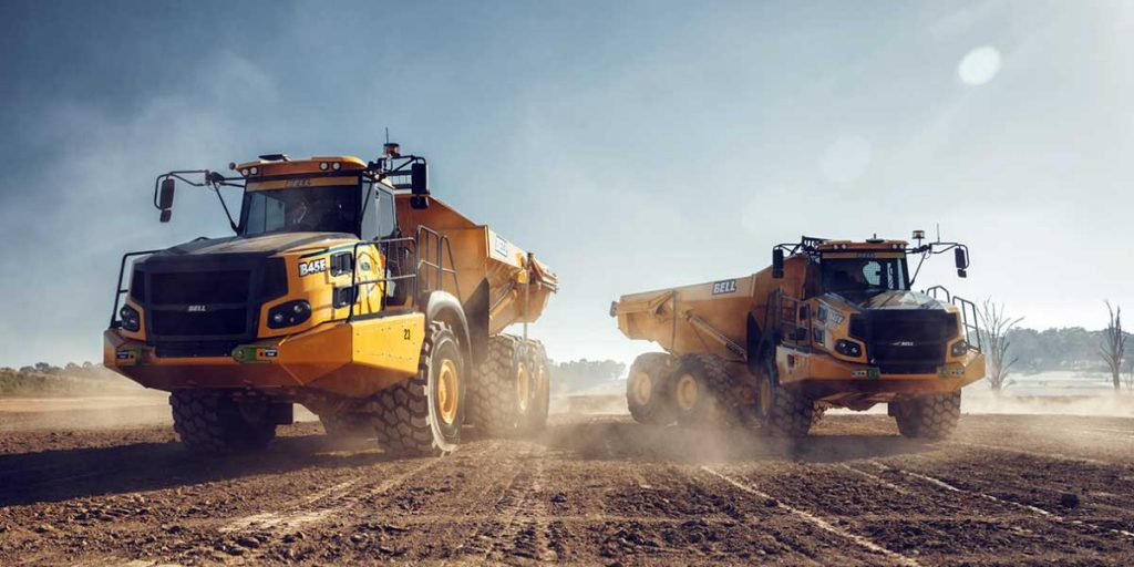 Bell Earthmoving