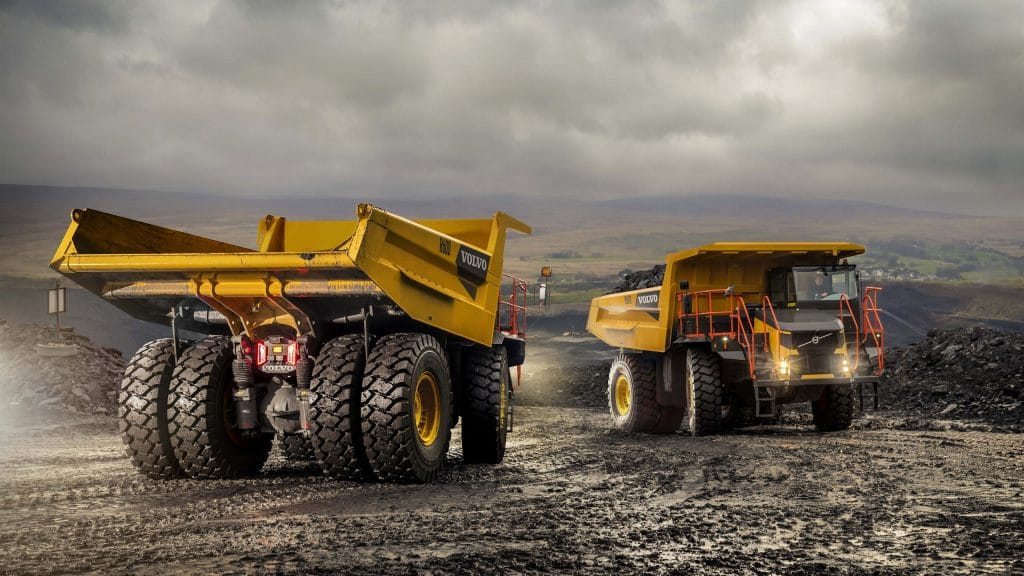 Volvo Earthmoving - Sambane transmission repairs and service